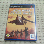 Star Wars Clone Wars für Playstation 2 PS2 PS - pas cher StarWars