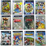 Gamecube Spiele über 50 Game Cube  Wii Games  - Avis StarWars