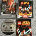 PLAYSTATION 2 PLATINUM GAME_LEGO STAR WARS : - Bonne affaire StarWars