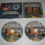 STAR WARS FORCE COMMANDER Pc Cd Rom CD Cased  - pas cher StarWars