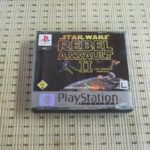 Star Wars Rebel Assault II für Playstation 1 - pas cher StarWars