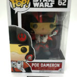 POP FUNKO 62 POE DAMERON - STAR WARS - DISNEY - pas cher StarWars