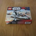 LEGO STAR WARS 7668 REBEL SCOUT SPEEDER NEW - pas cher StarWars