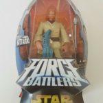 StarWars collection : STAR WARS FIGURINE OBI-WAN KENOBI FORCE BATTLERS EN BOÎTES NEUF