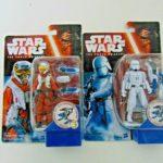 StarWars collection : Hasbro Star Wars Figurine Collecteur The Force Awakens 2 Fach Assortis