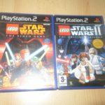 Lego Star Wars 1 et 2 ps2 Version Pal - Bonne affaire StarWars