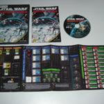 STAR WARS EMPIRE AT WAR Pc DVD Rom Inc Manual - Avis StarWars