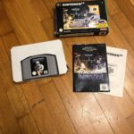 STAR WARS SHADOWS OF THE EMPIRE  NINTENDO 64  - Occasion StarWars