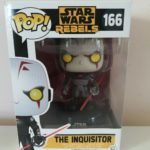 Figurine StarWars : Figurine Funko Pop - Vinyl - Star Wars Rebels 166 The Inquisitor - Exclus -