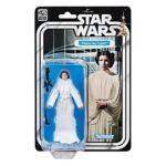 Figurine StarWars : Star Wars Black Series figurine Leia Organa 40th Anniversary Hasbro