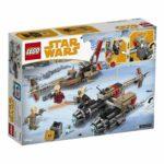 LEGO Star Wars - Cloud-Rider Swoop Bikes - - jeu StarWars