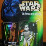 StarWars figurine : Star Wars Pouvoir de la Force Sandtrooper Mosc Neuf Kenner Potf