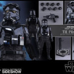 "StarWars figurine : Hot Toys Star Wars: The Force Awakens Premier Ordre Cravate Pilote 12 "" Figurine"