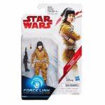 Figurine StarWars : STAR WARS - The Last Jedi - Rose Resistance Tech - HASBRO 2017 - NEUF