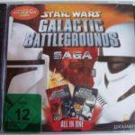 Star Wars Galactic Battlegrounds - SAGA  - Avis StarWars