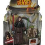 Figurine StarWars : Star Wars Rebels Animé Mission Series Yoda & Darth Sidious Figurine Set