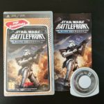 PSP : star wars battlefront elite squadron - Occasion StarWars