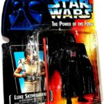 StarWars collection : Star Wars DARTH VADAR Action Figurine Power of the Force Hasbro wrong packaging