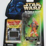 StarWars collection : Star Wars Figurine - Pouvoir de la Force - POTF2 - Biggs Darklighter - Mosc