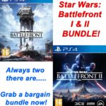 Front PS4 - Star Wars Front I & II Pack - pas cher StarWars