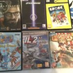 Joblot Of Six PC Games Including Star Wars - Occasion StarWars