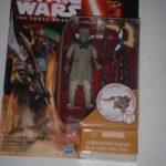StarWars collection : Star Wars The Force Awakens Figurine Constable Zuvio