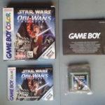 NINTENDO GAME BOY COLOR GBC STAR WARS EPIDOSE - jeu StarWars