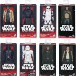 StarWars collection : Star Wars Figurine 15 cm Luke Han Solo Darth Vader et Autres