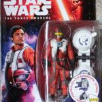 StarWars collection : FIGURINE Star Wars THE FORCE AWAKENS - Poe Dameron (B3449) HASBRO NEUF 2015