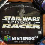 Star Wars Racer Episode 1 N64 rare dutch - jeu StarWars