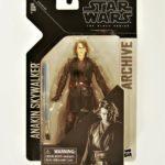 """StarWars figurine : Star Wars The Black Séries Archive 6 """" Anakin Skywalker Figurine"""