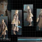 """StarWars figurine : Star Wars Legacy """" Republic """" Bd Paquet Anakin Skywalker 3.75 """" Figurine"""