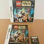 LEGO STAR WARS : THE COMPLETE SAGA Nintendo - Occasion StarWars