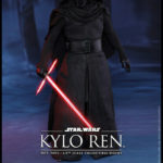 StarWars collection : Hot Toys Star Wars: The Force Awakens Kylo Ren Action Figurine 1/6 Scale MMS320