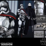 "Figurine StarWars : Hot Toys Star Wars: The Force Awakens Capitaine Phasma 12 "" Figurine 1/6 Echelle"