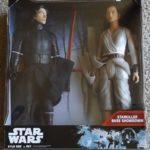 """Figurine StarWars : Star Wars - Kylo Ren Vs. Rey - 2-pk 18"""" Figurines, Big-Figs, Jakks, NIB ~ New"""