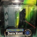 StarWars figurine : Star Wars The Power of the Force Electronic Power F/X Darth Vader figurine