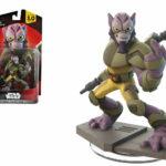 "StarWars collection : Star Wars - Zinoune Orellios - Figurine Jeu "" Disney Infinity 3.0 "" - cm 8,5"