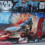 StarWars figurine : Star Wars Rebels Impérial Speeder Neuf Mosc Disney