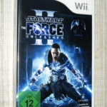Nintendo Wii Star Wars - The Force Unleashed - pas cher StarWars