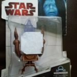 Figurine StarWars : Figurine Star Wars Legacy Collection 2009 Darth Dark Sidious Hologram Neuf