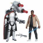 """Figurine StarWars : Star Wars Rogue One Captain Phasma et Finn 3.75 """" Figurine Action Pack Jouet"""