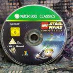 XBOX 360 Spiel Star Wars Complete Sage  Spiel - pas cher StarWars