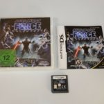 Star Wars The Force Unleashed Nintendo DS - Bonne affaire StarWars