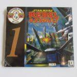 STAR WARS REBEL ASSAULT italiano Collezione - jeu StarWars