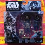 StarWars figurine : Figurines Star wars Rogue One Rebel commando PAO and Imperial Death Trooper Neuf