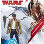 Figurine StarWars : Star Wars Force Lien 9.5cm Figurine - Finn (Résistance de Combat)