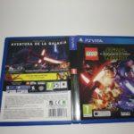 LEGO STAR WARS VITA PAL ESPAÑA CON CAJA PAL - Bonne affaire StarWars
