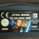 Star Wars New Droid Army for Nintendo Gameboy - Bonne affaire StarWars