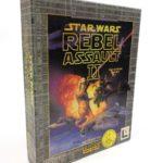 Star Wars Rebel Assault II 2 - BIG BOX - PC - - jeu StarWars